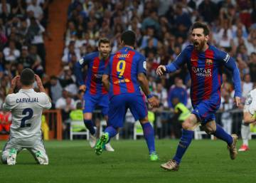 Real Madrid vs Barcelona: Mucho Messi