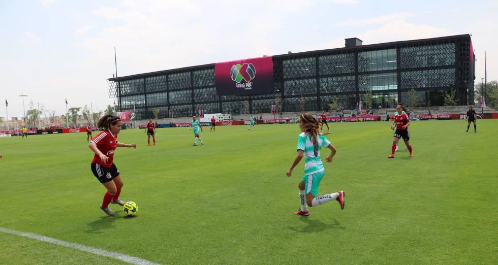 Copa De La Liga Mx Femenil Resultados Y Horarios Deportes El País
