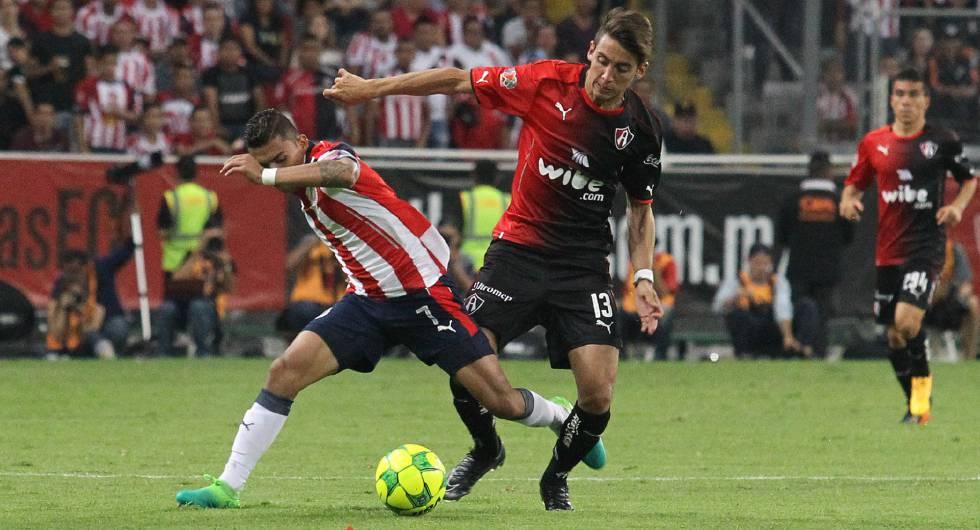 Resultado de imagen de Atlas  1-0  Chivas