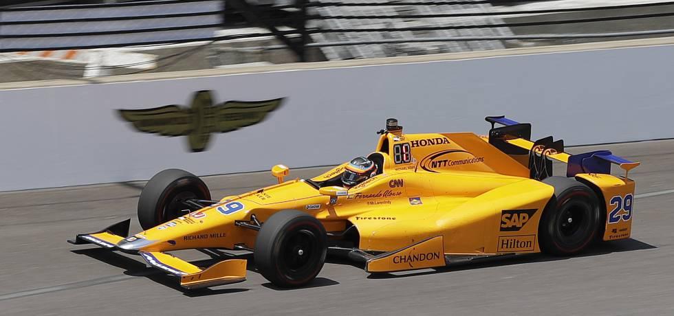 Fernando Alonso De La F1 A Este Coche Me He Adaptado En Una Curva