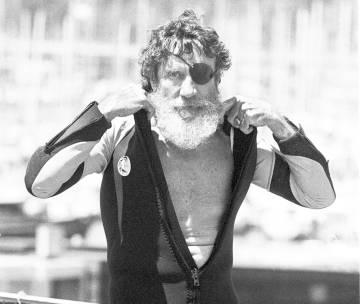 Jack O'Neill, en una imagen de 1982.