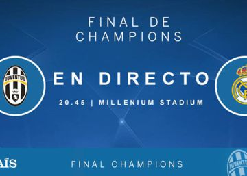 El Real Madrid gana la Champions League 2017