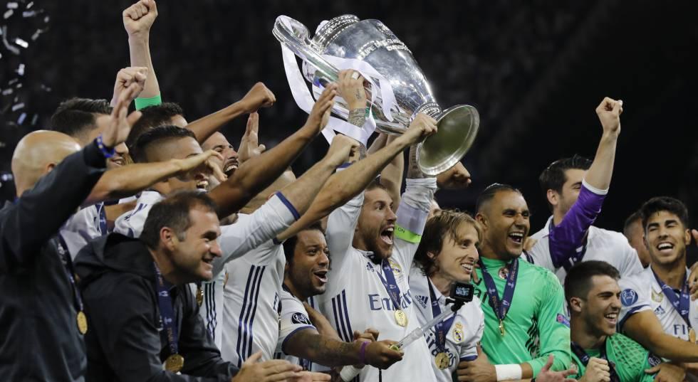 El Real Madrid gana la Champions League 2017  95de04f1e971b