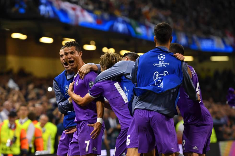3366f0f97c Real Madrid conquista bicampeonato inédito na Champions League ...