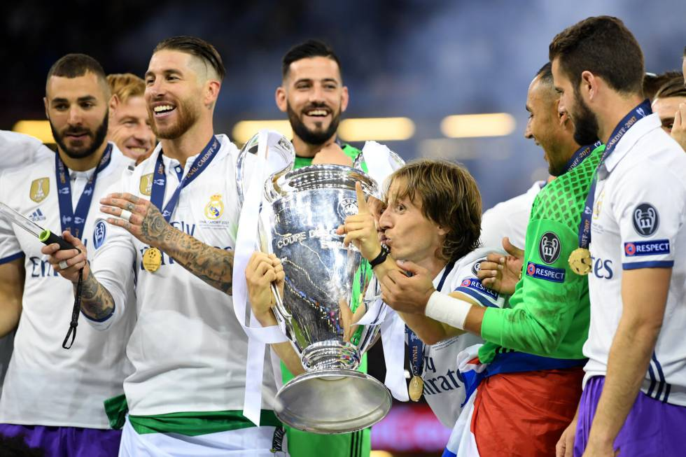 Real Madrid campeon de Champions League