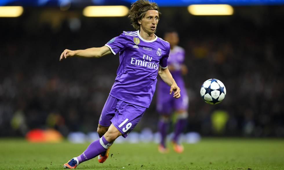 Real Madrid: Yo vi jugar a Luka Modric | Deportes | EL PAÍS