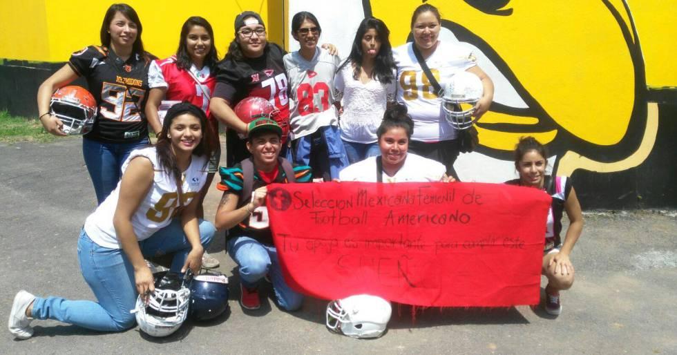 La Selección Mexicana De Fútbol Americano Que Pidió Dinero En Calle Para Jugar Un Mundial