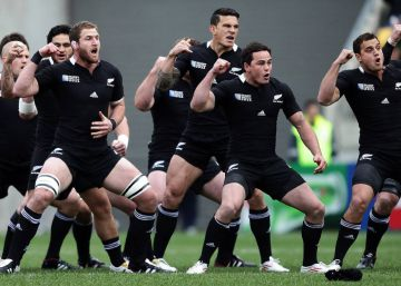 Los Lions examinan a los All Blacks