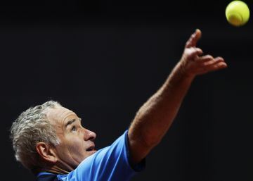 "John McEnroe: ""I behaved the way I did because I was bored"""