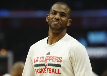 Chris Paul ficha por los Rockets de Harden