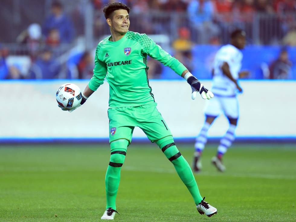 ac1d0bb91 Un portero renuncia a México por jugar para Estados Unidos ...