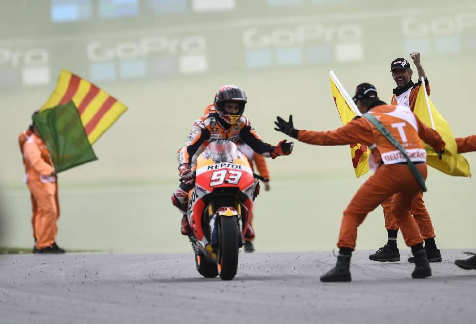 GP de Alemania MotoGP