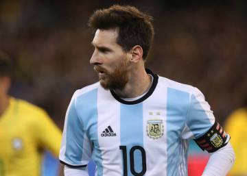 Messi, de Guardiola a Sampaoli