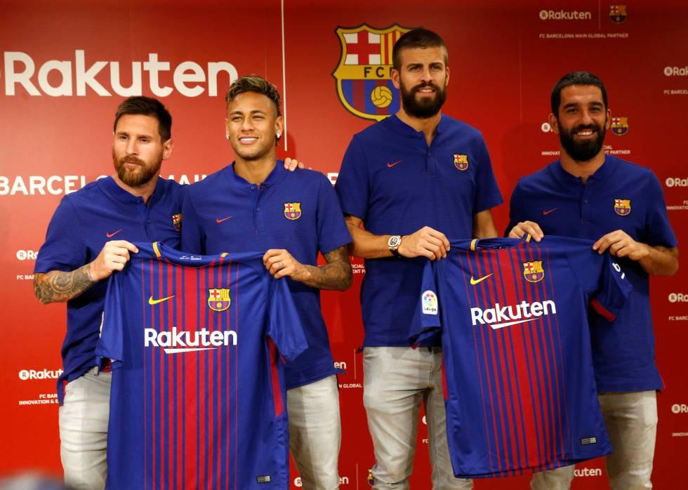 FC Barcelona  Perder la ilusión con los fichajes del Barça ... 73e46a3052f