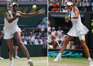 Garbiñe Muguruza - Venus Williams: horario y dónde ver la final de Wimbledon 2017