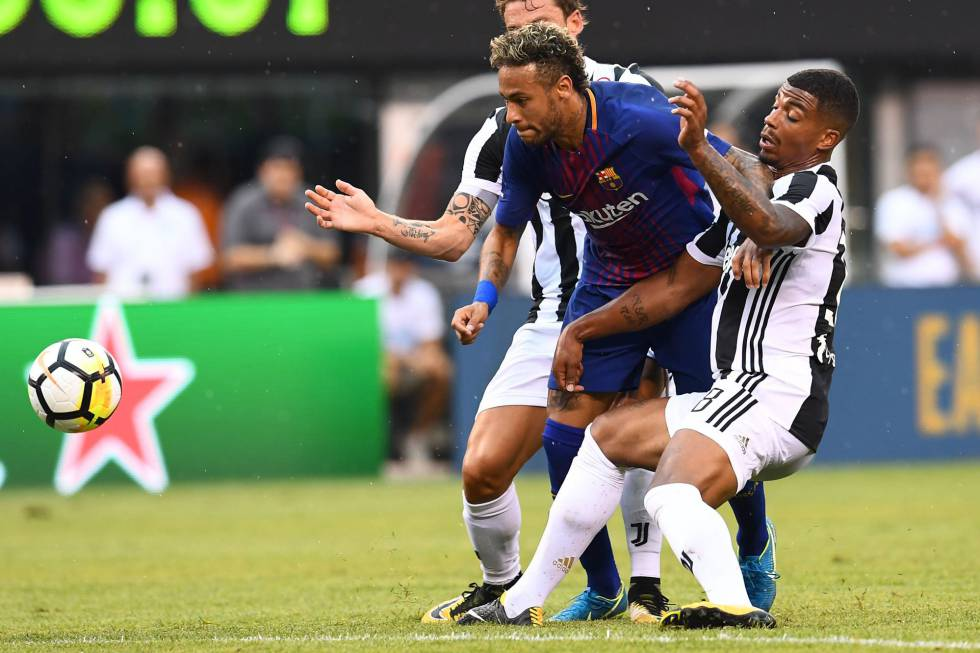 Juventus Barcelona International champions cup