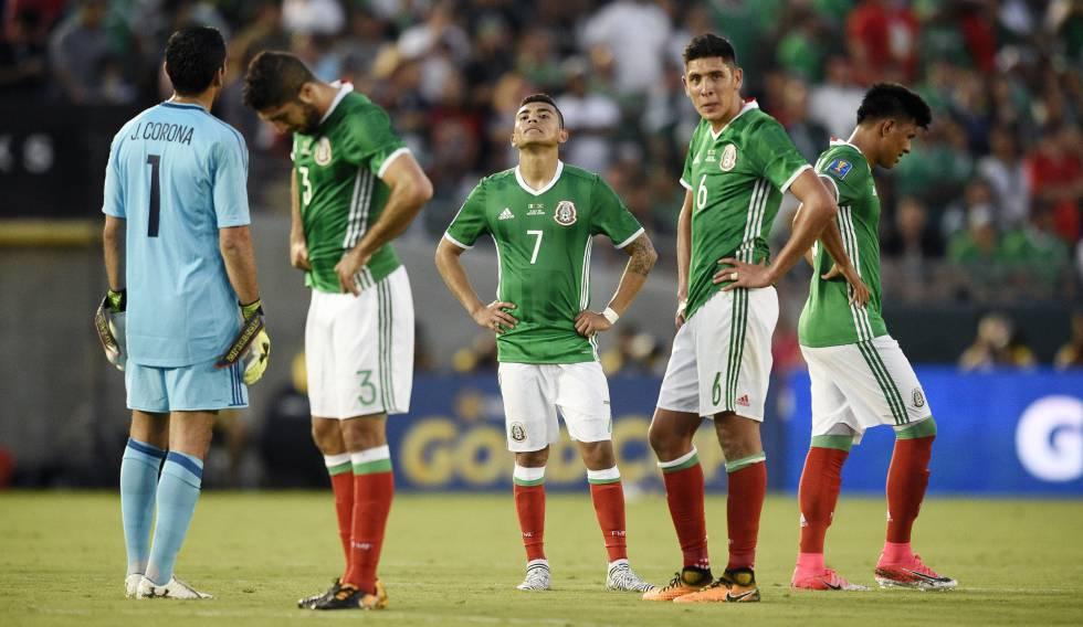 Jamaica deja a México sin la final de la Copa Oro (0-1)  c03ae2ce7afd9