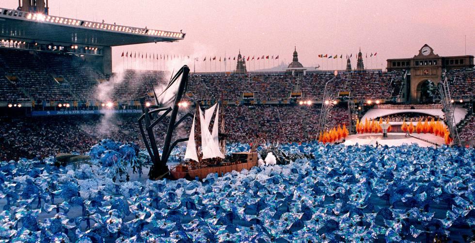 Ayudanos A Confeccionar El Album Sentimental De Los Juegos Olimpicos