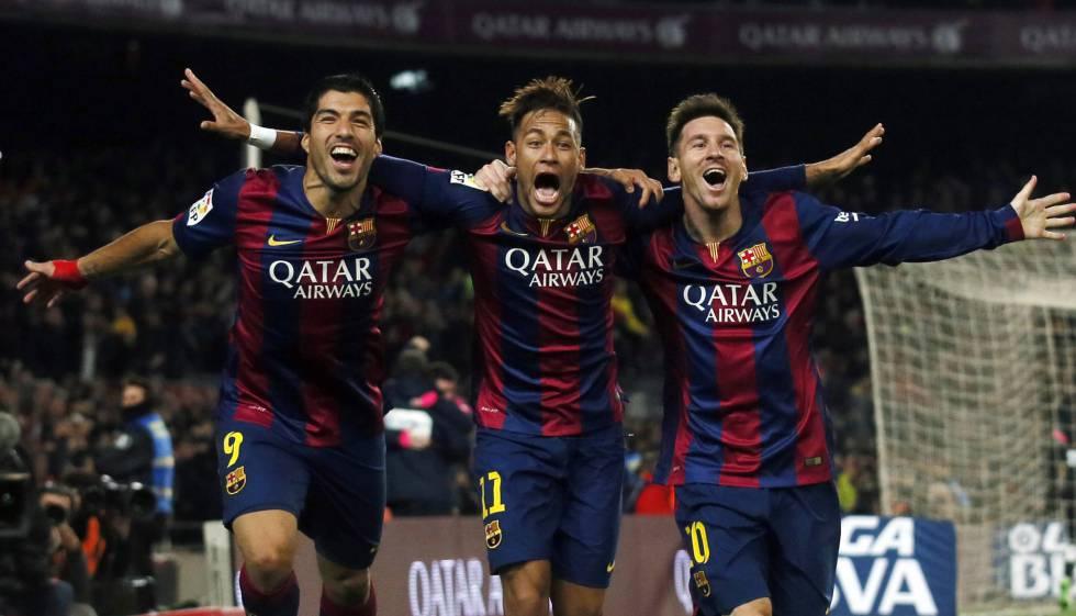 9e90a725fb369 Neymar  105 goles y 10 títulos como azulgrana