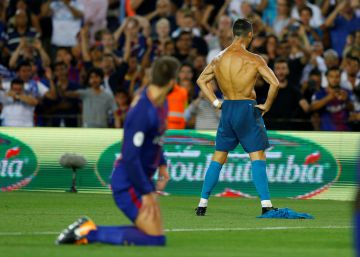 Spanish Super Cup: Cristiano Ronaldo steals the show and then loses it