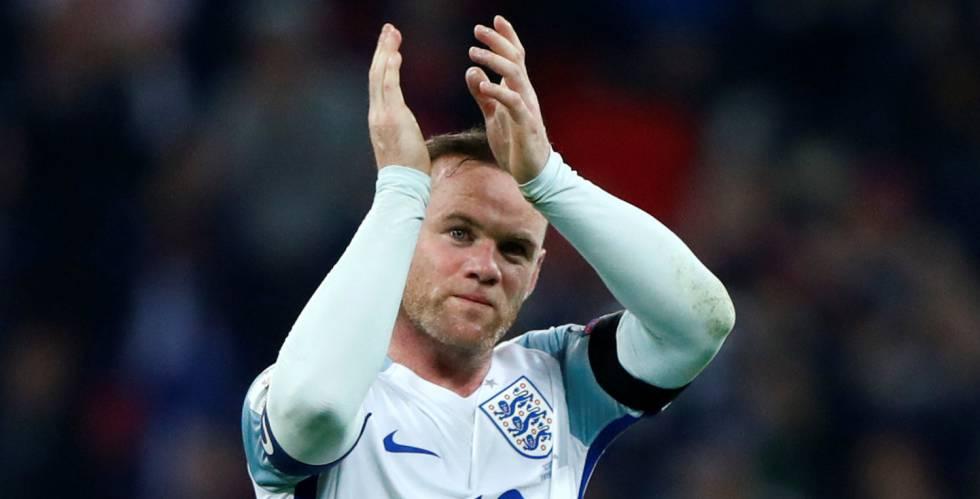 Wayne Rooney renuncia a la selección inglesa | Deportes | EL PAÍS
