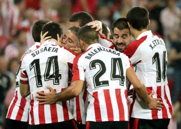El Athletic sella su pase a la Europa League