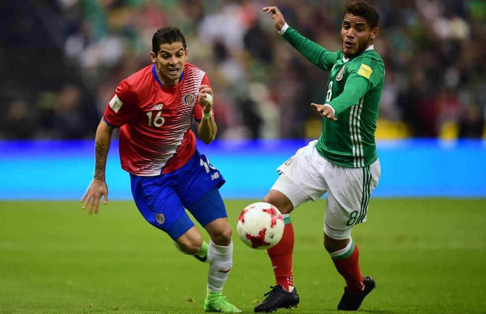 Costa Rica y México chocan por la batuta de Concacaf  4ce078080cee6