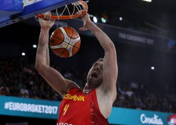 Spain's Pau Gasol takes the lead as highest ever scorer in EuroBasket