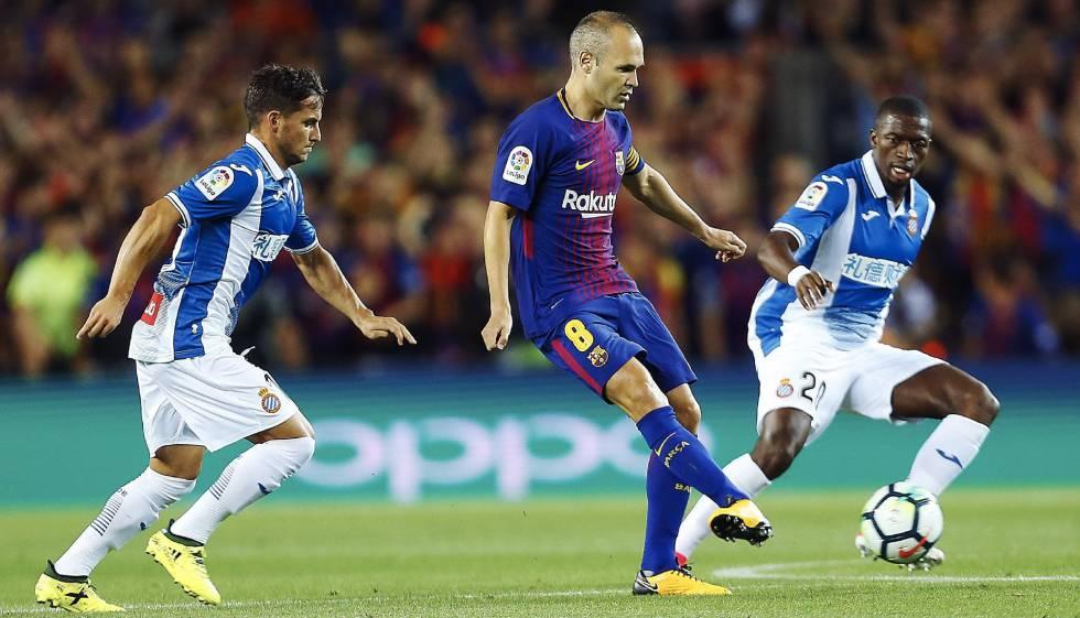 Resultat d'imatges de Barça - Espanyol
