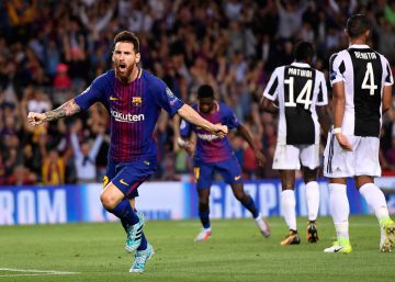 Messi desmitifica a Buffon