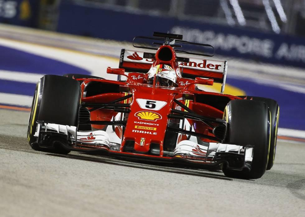 Circuito F1 Singapur : Gp de singapur de f horarios y dónde ver la carrera en vivo