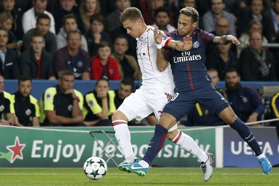El PSG vence al Bayern de Múnich en la Champions League | Deportes ...