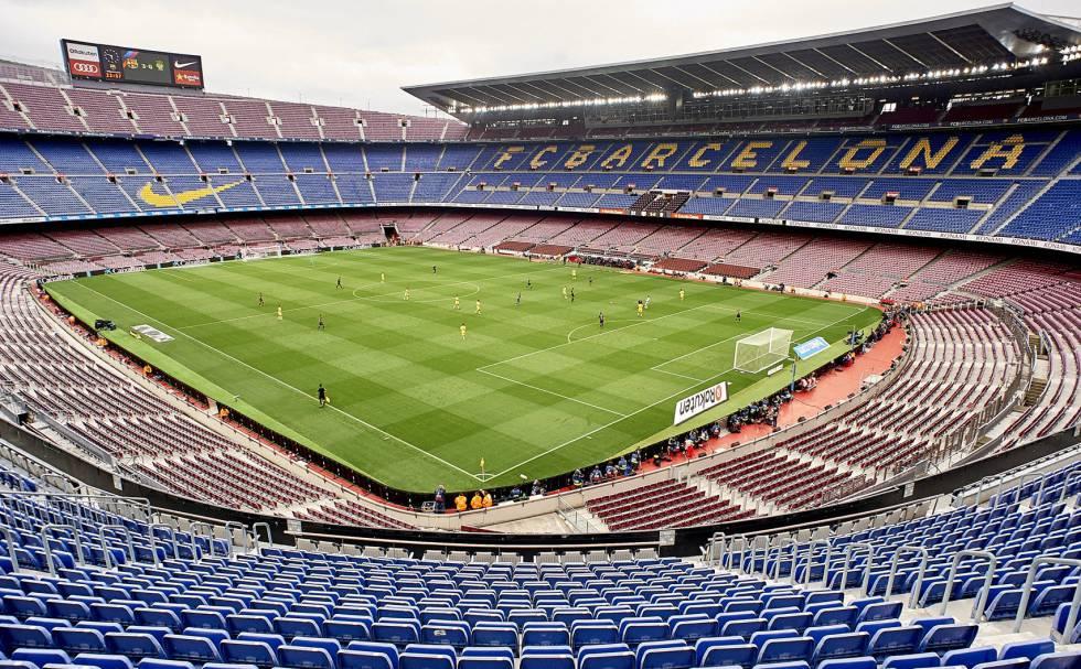 Barcelona - Las Palmas  El vestuario del Barça prefirió jugar el ... f9e51c34304