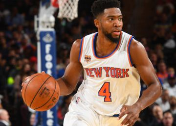 Chasson Randle confirma su fichaje por el Real Madrid
