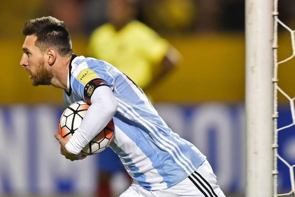Argentina se clasifica para el Mundial  Chile 52e05d2138b68