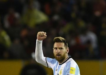 Y el brujo era Messi
