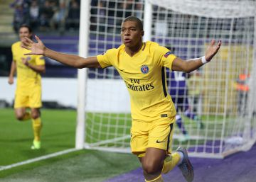 Mbappé es el Golden Boy 2017