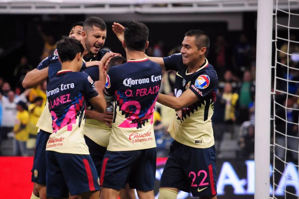7e9d266edf0 El América deja sin Copa MX al Cruz Azul de Jémez (1-0)