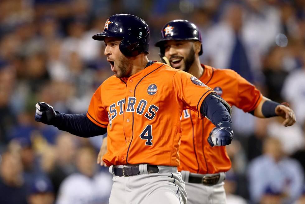 ff38a5a2c2b1c World Series 2017  los Astros de Houston ganan a los Dodgers de Los Ángeles