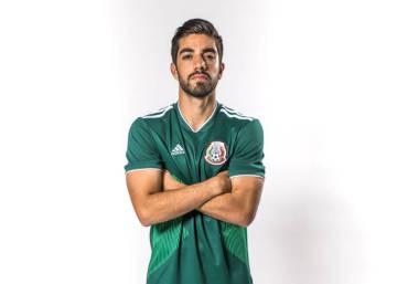 e6b9bdb5b La selección de México presenta el uniforme que usará en el Mundial de Rusia
