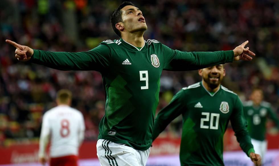 México doblega a Polonia con un mazazo de Raúl Jiménez (0-1 ... 6a9d0b48baf81