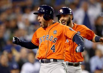 World Series 2017: los Astros de Houston ganan a los Dodgers de Los Ángeles