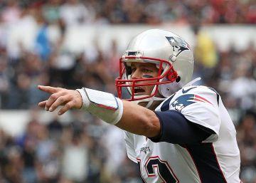 042cc549ee934 El estadio Azteca se rinde ante la magia de Tom Brady