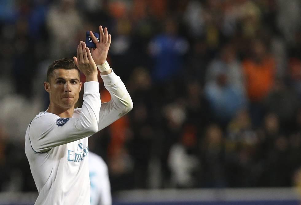 """apoel - real madrid: Cristiano Ronaldo: """"No hablo porque si digo ..."""