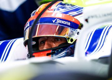 Robert Kubica rueda 100 vueltas en Abu Dabi para convencer a Williams