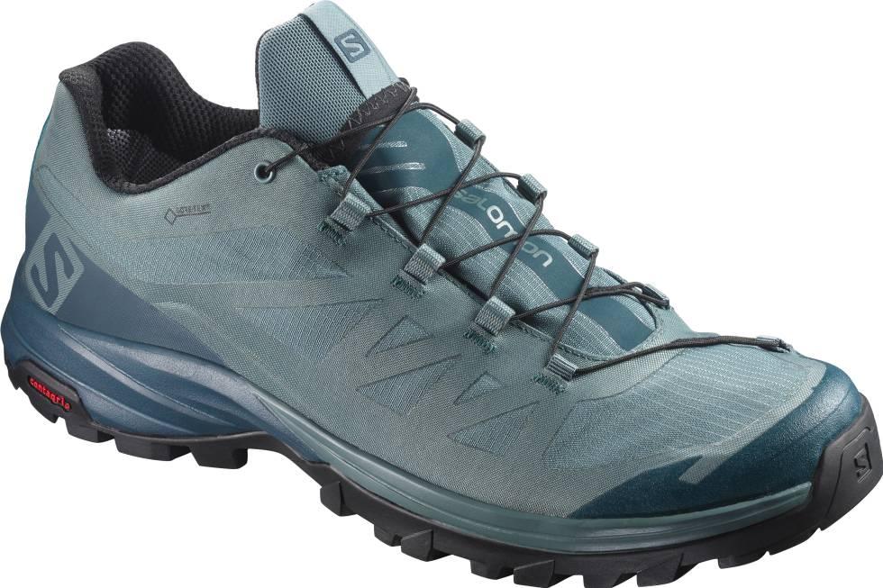 Material deportivo: Ocho calzados para la montaña esta