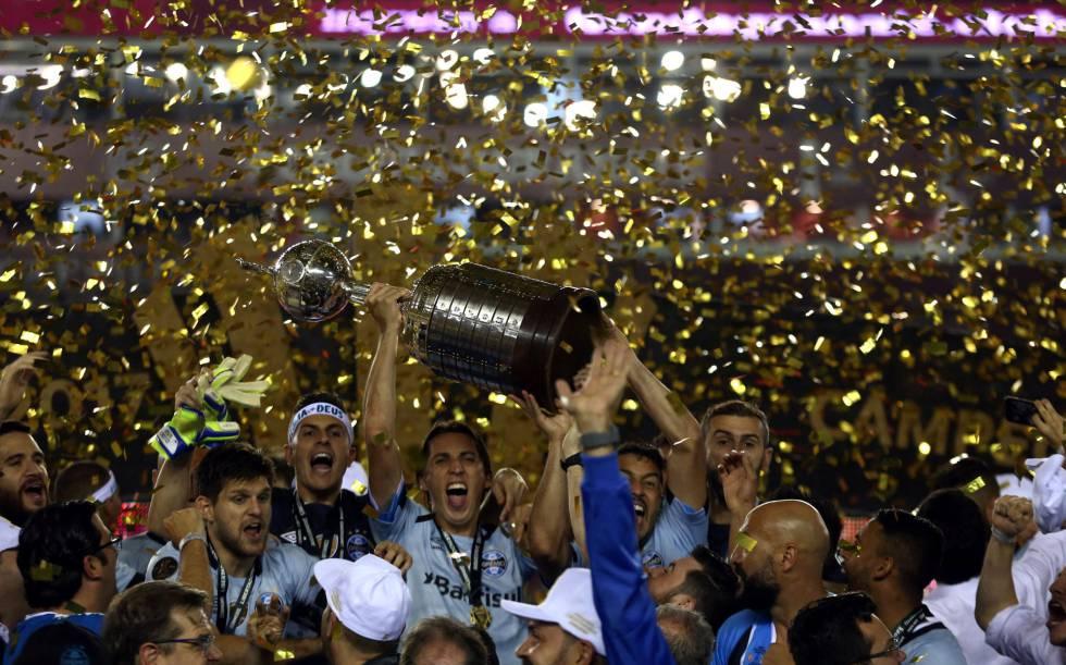Gremio es el nuevo campeón de la Copa Libertadores 2017  d4e9e7800e30d