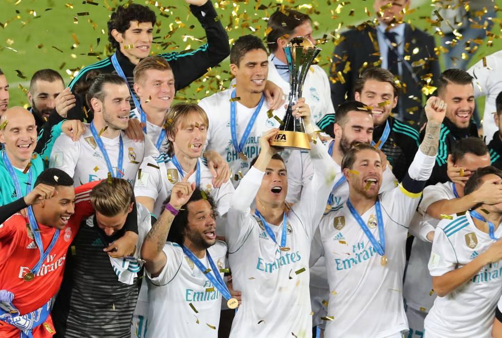 Real Madrid - Campeón del Mundial de Clubes