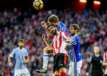 Athletic y Real se cargan el clásico
