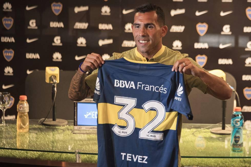 Imagenes De Carlos Tevez En Boca Junior Hd Imagenes De: Argentina: Carlos Tevez Abandona China Antes De Tiempo Y